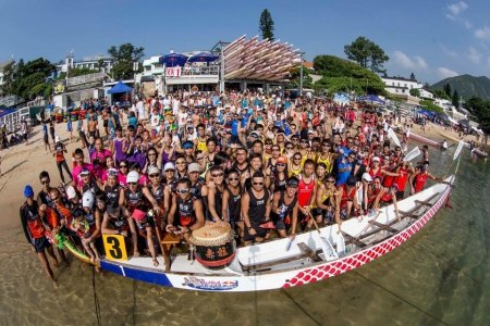 Red Bull Dragon Roar 2015 比賽結果