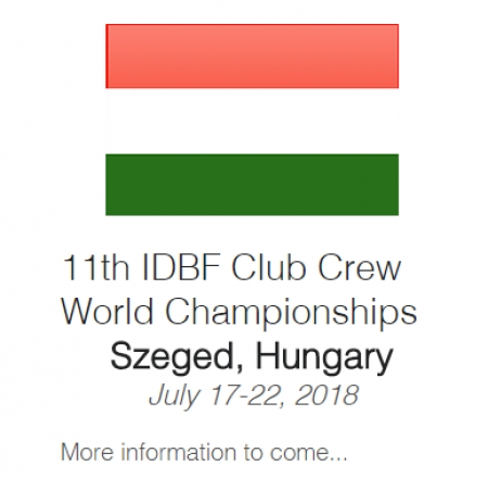 11th IDBF Club Crew World Championships
