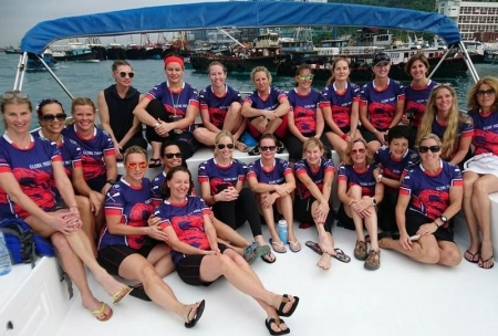 How Dragon Boating Changed My Life - AWA Globe Paddlers