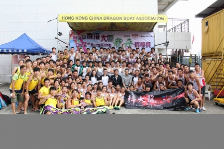第二屆香港大專龍舟錦標賽 The 2nd Hong Kong Inter-University Dragon Boat Championships - RESULTS