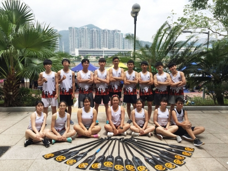 百仁基金第10屆香港學界龍舟錦標賽 Centum Charitas Foundation 10th Hong Kong Inter-school Dragon Boat Championships